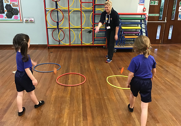 Barrowby Primary School is one of the nominees in the Lincolnshire Sport & Physical Activity Awards.