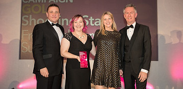 Shooting Star Recognised Among Top UK Agencies