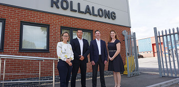 Shooting Star Secures Offsite Manufacturer Client Win!