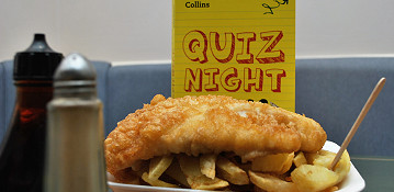 Chip in for Charity at Our Annual Quiz