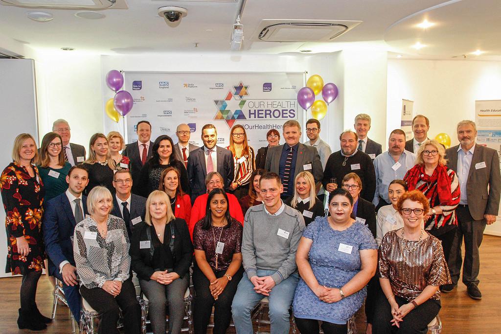 Our Health Heroes 2018 Winners Crowned